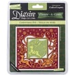 Crafter's Companion Die'sire Create-A-Card Cutting & Embossing Die, Christmas Eve