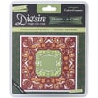 Crafter's Companion Die'sire Create-A-Card Cutting & Embossing Die, Christmas Present