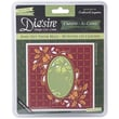 Crafter's Companion Die'sire Create-A-Card Cutting & Embossing Die, Ring Out Those Bells