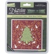 Crafter's Companion Die'sire Create-A-Card Cutting & Embossing Die, O-'Christmas Tree