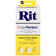 Rit Dye® ColorPerfect™ 8 oz. Fabric Dye Kit, Lemon Twist Yellow