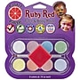 Ruby Red Face Paint Kit, Pastel