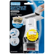 Plus Corporation Kes'pon Advanced Wide ID Guard Roller, White