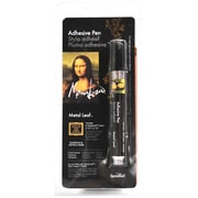 "Speedball Art Products® Mona Lisa™ Adhesive Pen With Simple Leaf, 5 1/2"" x 2 1/4"", Gold"
