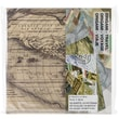 "Aitoh Origami Paper, 6"" x 6"", Travel Theme"