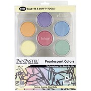 Colorfin PanPastel® Pearlescent 9 ml Painting Set