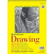 "Strathmore® 70 lbs. Drawing Paper Pad, 11"" x 14"""