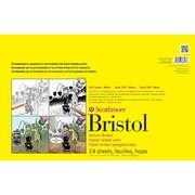 "Strathmore® 100 lbs. Smooth Bristol Paper Pad, 11"" x 17"""