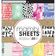 "Me & My Big Ideas Mambi Paper Pad, Paint Palette, 12"" x 12"""