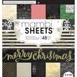 Me & My Big Ideas Mambi Paper Pad, All That Glitters, 12in. x 12in.