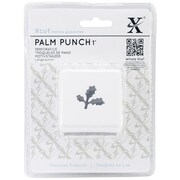 Docrafts® Xcut Large Palm Punch, 1, Holly Branch
