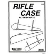 "Tandy Leather Factory Rifle Case Pattern Pack, 12"" x 9"""