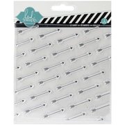 "American Crafts™ Heidi Swapp Clear Stamp, 5.5"" x 5.5"", Arrows"