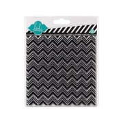 "American Crafts™ Heidi Swapp Clear Stamp, 5.5"" x 5.5"", Chevron"