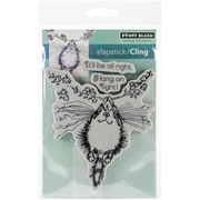 """Penny Black® Cling Rubber Stamp Sheet, 5"""" x 7.5"""", Hang on Tight"""