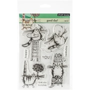 "Penny Black® Clear Stamp, 5"" x 7.5"", Good Day"