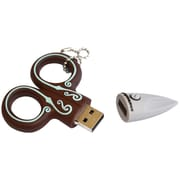 Smartneedle Novelty 4GB Embroidery Scissors USB Drives