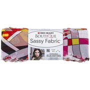 Coats Yarn Red Heart® Boutique Sassy Fabric Yarn, Graphic