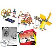 "K'NEX Plastic Education Renewable Energy Building Set 7.63"" x 13.75"""
