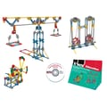 K'NEX Plastic Simple Machines Class Set 9.13in. x 16.50in.