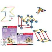 "K'NEX Plastic Education Middle School Math Building Set 4.5"" x 16.88"""