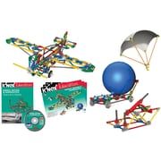 "K'NEX Plastic Energy, Motion & Aeronautics Building Set 4.5"" x 16.88"""