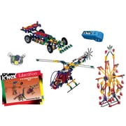 "K'NEX Plastic General Construction Building Set  4.75"" x 17"""