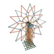 "K'NEX Plastic Double Ferris Wheel Play Set 72"" x 24"""