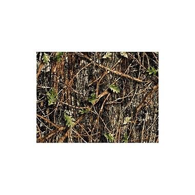 Custom Printed Rugs Wildlife Concealed Green Camo Novelty Outdoor Area Rug; 37'' x 52'' x 0.125''