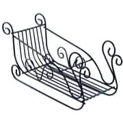 Chenco Inc. Sled Wine Rack /  Gourmet Basket