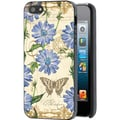 LANG® Tim Coffey Snap On Case For iPhone 5/5S, Blue Chicory