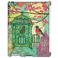 LANG® Tim Coffey Snap On Case For iPad 2-4G, Birdcage