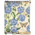 LANG® Tim Coffey Snap On Case For iPad 2-4G, Blue Chicory