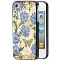 LANG® Tim Coffey Snap On Case For iPhone 4/4S, Blue Chicory