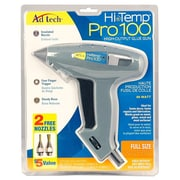 Ad-Tech® Hi Temp™ Pro 100 Full Size Professional/Industrial Glue Gun With Nozzle Pack