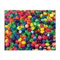 S&S® Neon Vowel Beads Bag