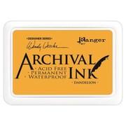 Ranger Wendy Vecchi Designer Series Archival Ink Pad, Dandelion