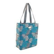 Everything Mary Scrapbook Shoulder Tote, Blue/Gray, 15 x 18 x 5