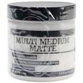 Ranger Multi Medium Paint Glue Ink, 3.8 oz. Jar, Matte