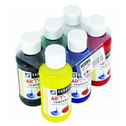 Sargent Art 4 oz. Tempera Paint Set With Carrier, Primary, 6/Set