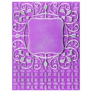 Spellbinders® M-Bossabilities™ 3D Embossing Folder, Ornate Labels 1