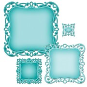 Spellbinders® Nestabilities® Decorative Elements Dies, Luscious Labels 1