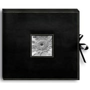 Pioneer Sewn Leatherette D-Ring Scrapbook Boxes