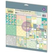 "Prima Marketing™ Free Spirit Collection Kit, 12"" x 12"""