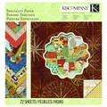 EK Success® K&Company™ Tim Coffey Travel Specialty Paper Pad, 12in. x 12in.