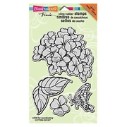 "Stampendous® 7"" x 5"" Jumbo Cling Rubber Stamps"