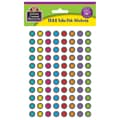 Teacher Created Resources Mini Sticker Value Pack, Zebra Happy Faces
