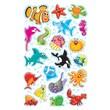Trend Enterprises® Large Supershapes Sticker, Sea Buddies