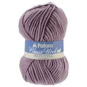 Spinrite® Patons® Classic Wool Roving Yarn, Frosted Plum