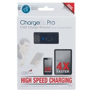 Digital Innovations ChargeDr Pro USB Charge Booster For iPhone/iPad, Gloss Black